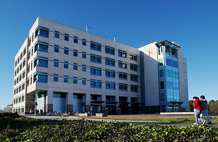 Fiehnlab is located in the Genome Center at UCD.